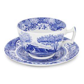 teáscsésze és csészealj Blue Italian